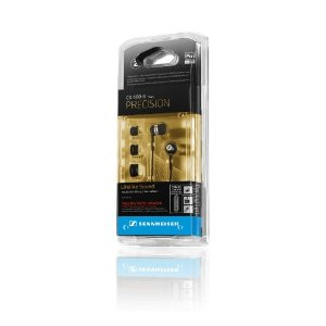 Sennheiser CX 400 II Precision Noise Isolating Earphones Black