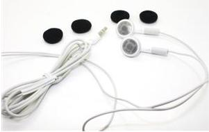 2nd Generation Apple iPod Earphones