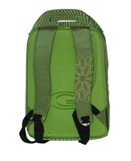 "Golla 15.4"" Backpack Bag case for HP Laptop Notebook in Green"