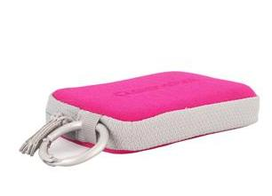 Sony LCS-TWE Soft Carry Case For S,W & T Cybershot (Pink) - Click Image to Close