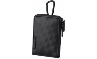 Sony LCS-CSVC/B Soft Carry Case For S,W & T Cybershot (Black)