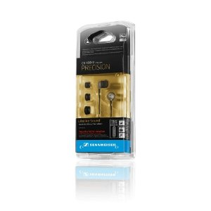 Sennheiser CX 400 II Precision Noise Isolating Earphone Titanium