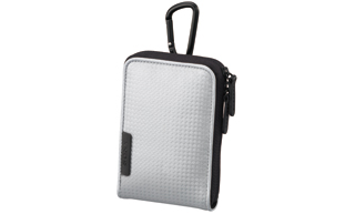 Sony LCS-CSVC/S Soft Carry Case For S,W & T Cybershot (White)